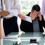 Stressz a munkahelyen: a vezetőkön még nagyobb a nyomás
