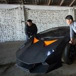 Szegény embernek is lehet Lamborghini Sesto Elementója