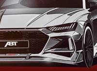 Bőven 700 lóerő feletti, kicsit hibrid és nagyon V8-as kombi Audi jön