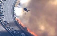 Videó: Kalifornia olyan most, mint a legdurvább katasztrófafilmek