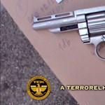 Illegálisan tartott fegyverek miatt csapott le a TEK két helyen is Borsodban