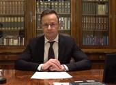 Szijjártó: Kikérjük magunknak, hogy Ukrajna kitiltotta a magyar miniszteri biztost
