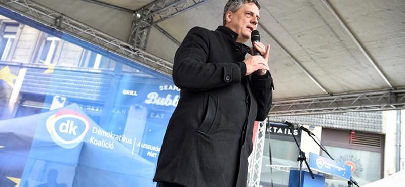 Gyurcsány is reagált arra, hogy Gréczy Zsoltot zaklatással vádolják