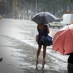 Esővel érkezik egy markáns hidegfront