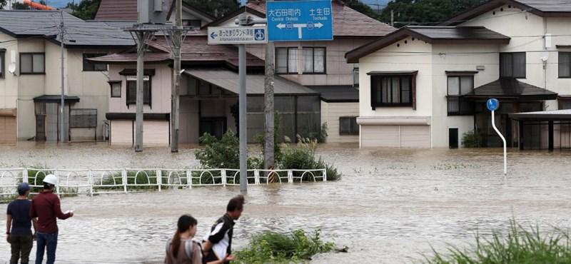 Emelkedő tengerszint: akár 90 évnyi magyar GDP-be is belekerülhet a kezelése