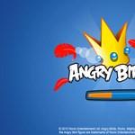 Landolt a Facebookon az Angry Birds! [galéria]