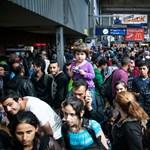 Egy hónap alatt zúdultak a bajorokra a menekültek