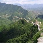 Egyre rosszabb állapotban a kínai Nagy Fal - már 40 százaléka eltűnt
