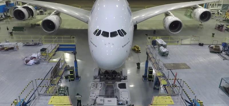 Világszenzáció után csalódás, fekete nap az Airbus történetében
