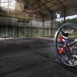 Egykerekű motorral a 100-as tempó is világcsúcs - videó