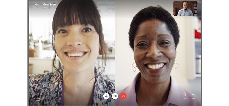 Újított a Skype, se telepíteni, se regisztrálni nem kell az ingyenes híváshoz