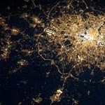 Fantasztikus látvány: így néz ki Földünk az űrből