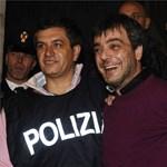 Tekintélyes maffiafőnököt fogtak el Olaszországban - fotó