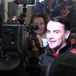 Hősként fogadták a Makaóból hazatérő Michelisz Norbit - videó