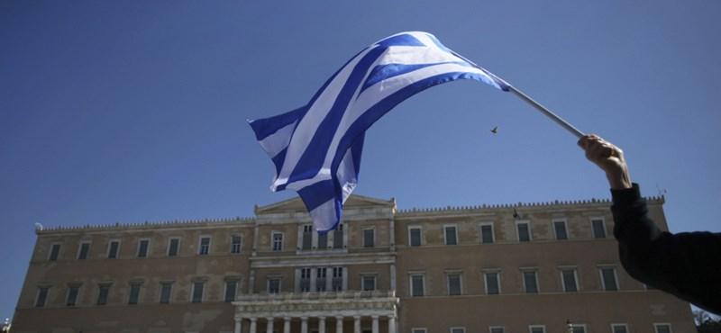 Hivatalos: lezárták a görög kötvénycserét