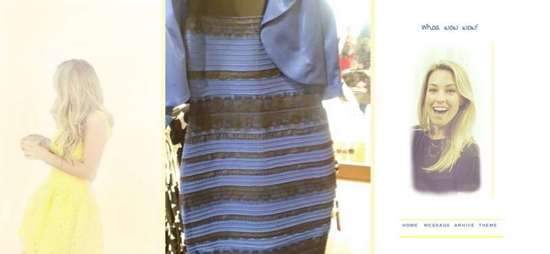 A fél internet ezen vitatkozik: ön szerint milyen színű ez a ruha?