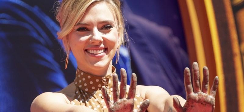 Tarlós helyettese: Nem politikai támogatásként értékeltük Scarlett Johansson elismerését
