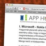 Közös Microsoft-Nokia konferencián mutatkozik be a Mango