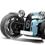 1930-as éveket idézné egy új elektromos autó
