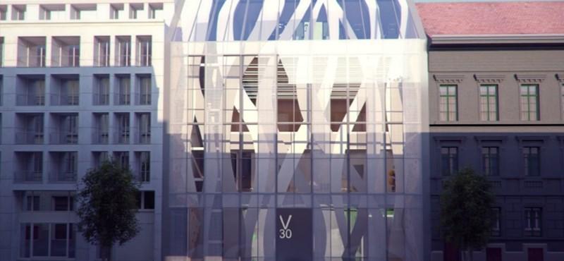 5 milliárdért épül a belvárosi sportkomplexum