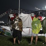 Vihar egy belga fesztiválon: ötre nőtt a halottak száma