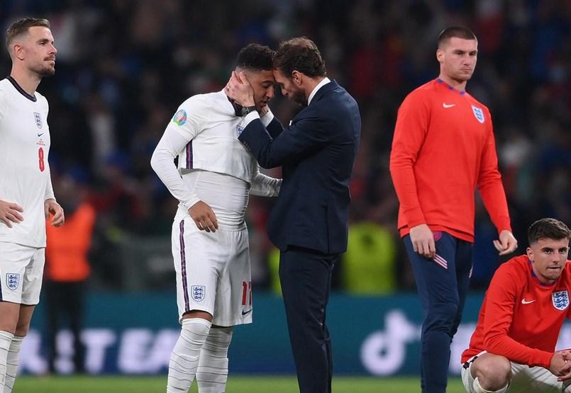 Gareth Southgate asume la responsabilidad: elegí los penaltis