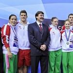 Orbán Viktorban bízik a magyar úszócsapat