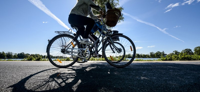 Közlekedés: Szentendrére menne biciklivel? Még türelmesnek ...