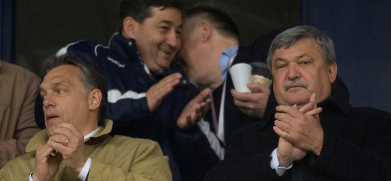 A salgótarjáni után az egri focicsapat is Mészáros Lőrinc közelébe került