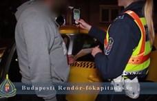 Razzia a bulinegyedben: a taxisok felének nem volt rendben az engedélye