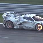 Videón a Ferrari 1200 lóerős új szörnyetege
