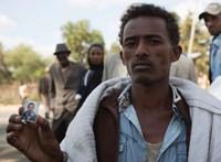 Egymillió menekültet legalizált Etiópia