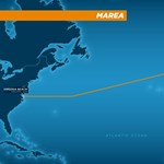 6600 km-es kábelt épít a Facebook és a Microsoft, 20 ezer GB megy majd át rajta másodpercenként