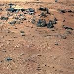 Izgalmas ásványt találtak a Marson