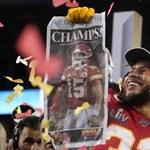 A Kansas City Chiefs nyerte a Super Bowlt