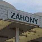Informatikai hiba miatt szünetel a határforgalom Záhonynál