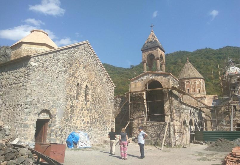 Hegyi-Karabah: elképesztő kincsekre bukkantunk az el nem ismert országban