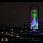 A világ legfejlettebb 4D technológiája egy gigantikus Nokia show-ban