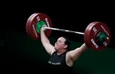 Egy új-zélandi súlyemelő lesz az első transznemű atléta az olimpiák történetében