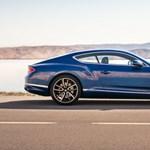 Szemrevaló új kupé a Bentley-től, ami hamarosan Budapesten is kapható lesz