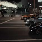 Videó: Ilyen egy orosz Nissan GT-R-es vonulás Moszkvában