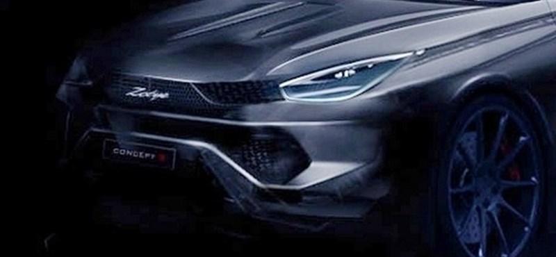Új pofátlansági rekord: még meg sem jelent Lamborghinit másoltak le a kínaiak