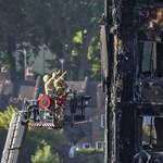 Már 79 áldozata van a londoni tűzvésznek