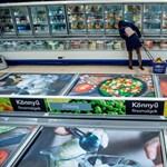 A korábbinál kevesebb a hazai élelmiszer a legnagyobb kereskedelmi láncok üzleteiben