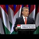 Videó: itt újra megnézheti Orbán Viktor évértékelőjét!