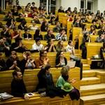 Kiakadtak a diákok a rektornál panaszkodó HÖK-elnökön