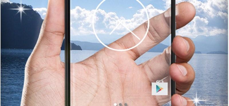 Látványos trükk Androidon: olyan lesz, mintha átlátszó lenne a telefonja