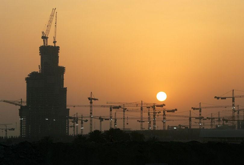 Így készült a világ legmagasabb épülete - Nagyítás