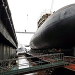 Fotók: bemutatták az új orosz tengeralattjárót