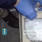 Két kiló amfetaminnal kapcsolták le a dílert - videó